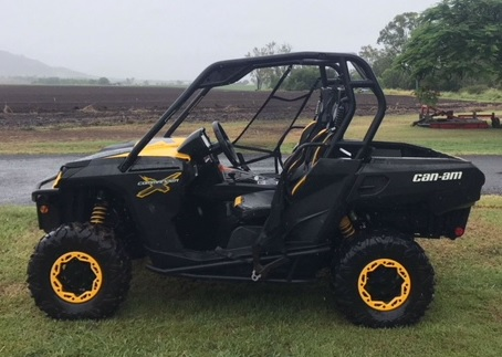 Can Am Commander 1000x