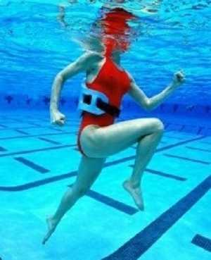 Deep Water Running & Deep Water Aqua classes