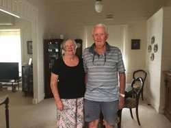 Congratulations Geoff & Nancy Finlay on your 60th Wedding Anniversary. We love you. Stuart & Family,...