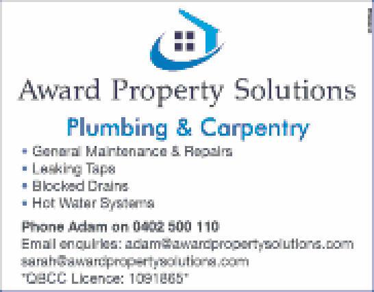 Plumbing and Carpentry    General Maintenance and Repairs  Leaking Taps  Blocked...