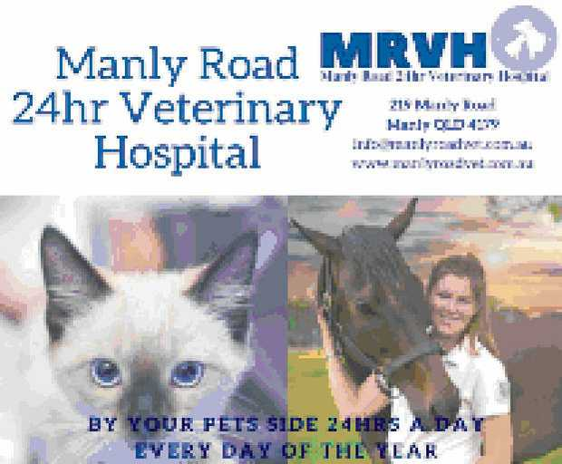 OurManly Road Veterinary Hospital is YOUR 24 hour Veterinary Hospital.Not only are we...