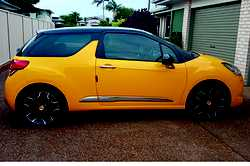 2012 Citroen DS3 man/auto, 1 owner, cute small econ car, 49000kms, as new cond, serviced regularl...