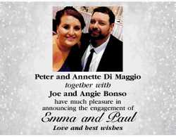 Peter and Annette Di Maggio