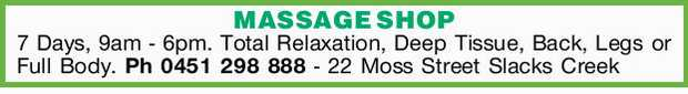 MASSAGE SHOP
