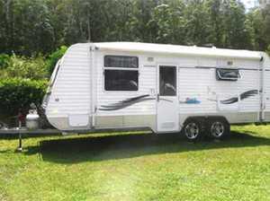 """Suncoast Caravan 21'6"""""""