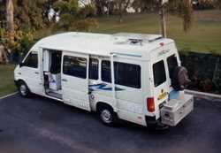 VW Dreamseeker 2004   6mth rego, shower/toilet, twin beds on dbl, solar, gas stove, TV/DVD, r...