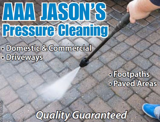 AAA Jason's Pressure Cleaning