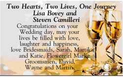Two Hearts Two Lives One Journey
