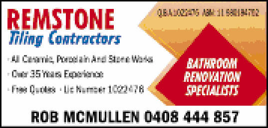All Ceramic, Porcelain And Stone Works  • Over 35 Years Experience  &bul...