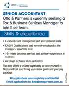 Senior Accountant
