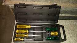 7 piece screwdriver set,