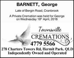 BARNETT, George