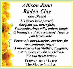 Allison June Baden-Clay
