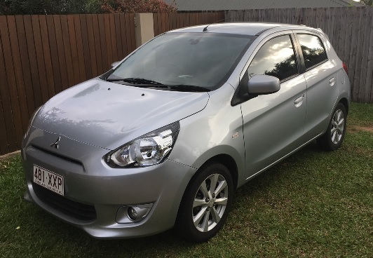 2013 Hatchback.