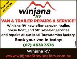 F A ea dv tu er re tis d er VAN & TRAILER REPAIRS & SERVICE! Book your van in today: (07) 46...