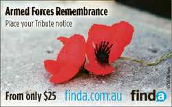 Place your tribute notice