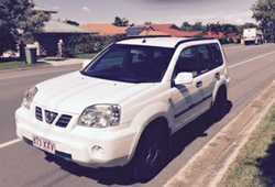 5 speed manual, just had top end overhaul, good A/c, 259,000kms, rego 'til Aug 2018, RWC upon...
