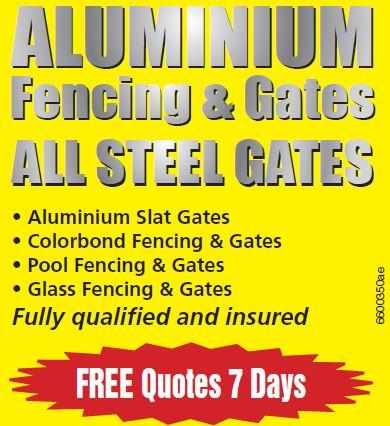 "<p align=""LEFT"" dir=""LTR""> <span lang=""EN-AU"">• Aluminium Slat Gates</span> </p>"