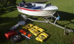 SAVAGE GULL 3.4m