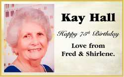 Kay Hall