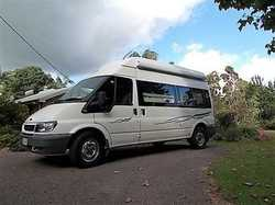 2005 turbo diesel 5 speed man,2 berth or double,awning,shower and toilet,aircon,microwave,3 burner g...