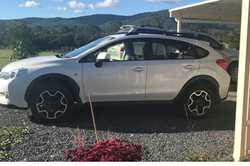 2014 SUBURU XV