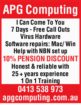 APG Computing I Can Come To You 7 Days - Free Call Outs Virus Hardware Software repairs: Mac/ Win...