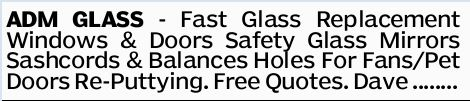 ADM GLASS 