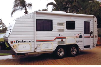 <p> Trakmaster Nullarbor </p> <p> Custom built off-road, Trakair airbag susp, 2 water tanks...</p>