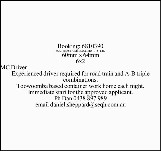 MC Driver