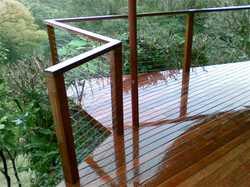 Long established family business specialising in:  - Timber Decks - Doors Hung - Pergolas....