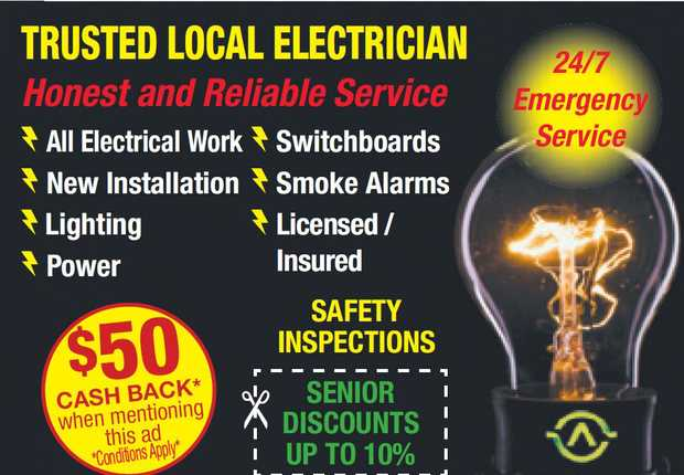 ALL Electrical Work. 
