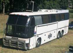 1986 Scania K112 40 Diesel Hi Liner Motorhome   5spd. manual w/spliter, 1000 Ltr. diesel tank...