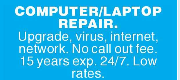 Computer Repair 