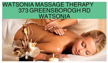 WATSONIA MASSAGE THERAPY   373 GREENSBOROGH RD   WATSONIA   9.00AM TO 10.00PM   7...