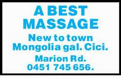 A BEST MASSAGE