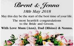 Brent & Jenna