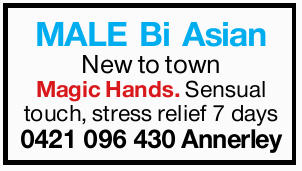 MALE Bi Asian     New to town  Magic Hands.  Sensual touch,  stress relief...