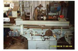 """<p> """"CHURCHILL"""" cylindrical grinder 3 phase in GC. </p> <p> Used for sharpening all...</p>"""