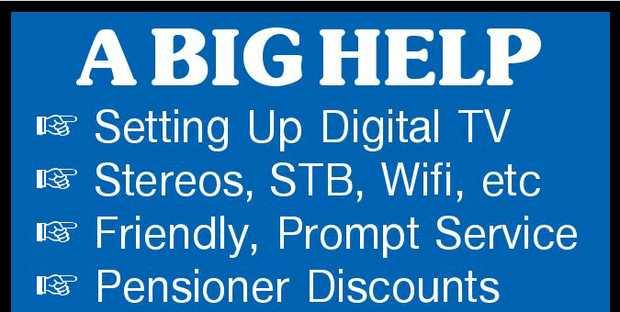 A BIG HELP     Setting Up Digital  TV Stereos,  STB   Wifi   FriendlyPro...
