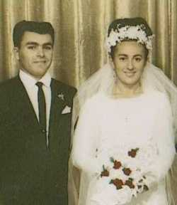 Congratulations to Emanuel & Doris Vassallo who are celebrating their 50th Wedding Anniversary today...