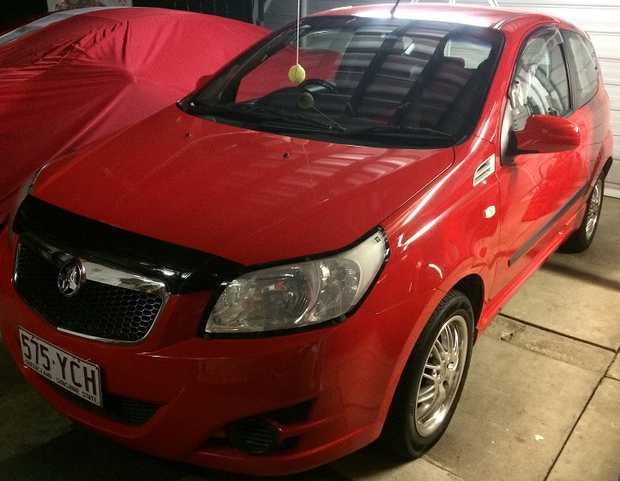 HOLDEN BARINA 