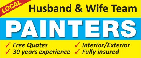 Husband & Wife Team