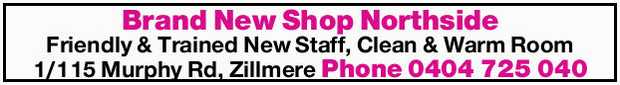 Brand New Shop Northside