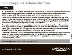 Sales Support Administration At Landmark you can explore the many roles and activities of an industr...