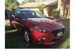 MUST SELL Mazda3 Neo 2015 hatch manual red, warranty, one lady owner, exc cond, rego, $15,500, Ph...