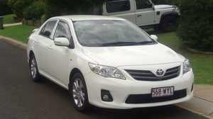 2012, 66,523km; 4 cyl 1.8 ltr petrol, 4-speed auto, alloy wheels, central locking remote control, power...