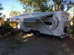 Spacious Van, 2 x Doubles, 2 bunk bed, Full slide out en-suite, separate toilet/shower, 2 x bunks fo...