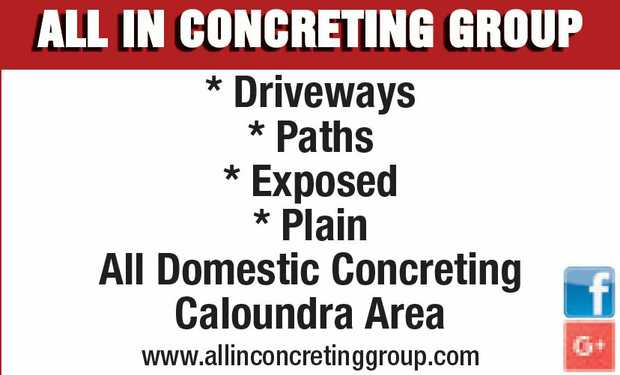 * Driveways