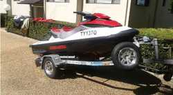 WILL NOT FIND A BETTER SKI  Always flushed serviced undercover Excellent Redco trailer  Great fishin...